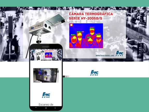 HCNC Sitio Web